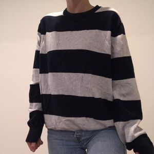 Tommy Hilfiger Stripped Sweater!